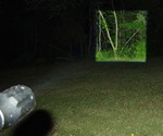 Square Beam HD Flashlight