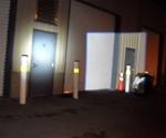 Traditional (L) v. Bushnell Torch Flashlight (R)