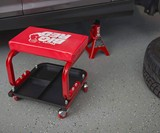 Big Red Rolling Creeper Garage/Shop Seat