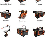 DOER Compact Tool Shed