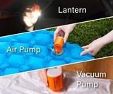 GIGA Pump 2.0 Portable Air Pump & Vacuum Sealer