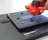 Keyhole Companion - No-Measure Keyhole Slot Marker