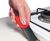 Thumb Scraper Sticker & Gunk Remover