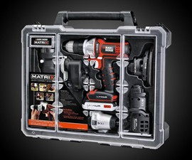 Black & Decker Matrix 6-Tool Combo Kit