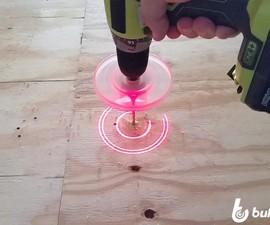 BullseyeBore Laser Drill Guide