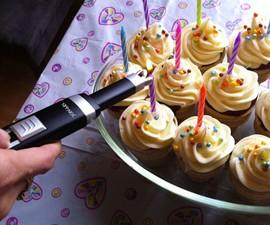 Flameless Arc Lighter for Candles & BBQs