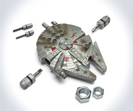 Millennium Falcon Multi-Tool Kit
