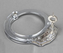 Visible Cutaway Handcuff