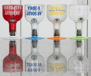 Jabiru Bottle Top Stemware