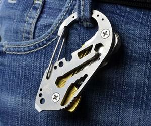 KeyBiner Carabiner Multi-Tool