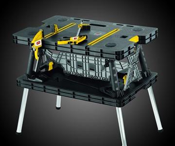 Keter Adjustable Folding Work Station