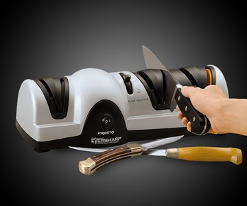 Professional EverSharp Electric Knife Sharpener