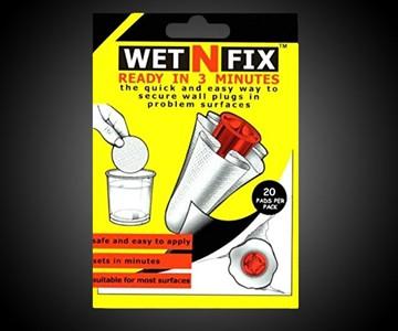 WETNFIX Wall Plug Securers
