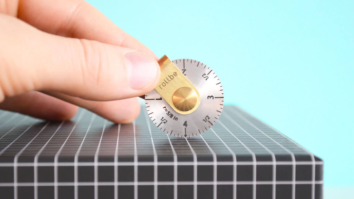 Rollbe Super Compact Measuring Wheel