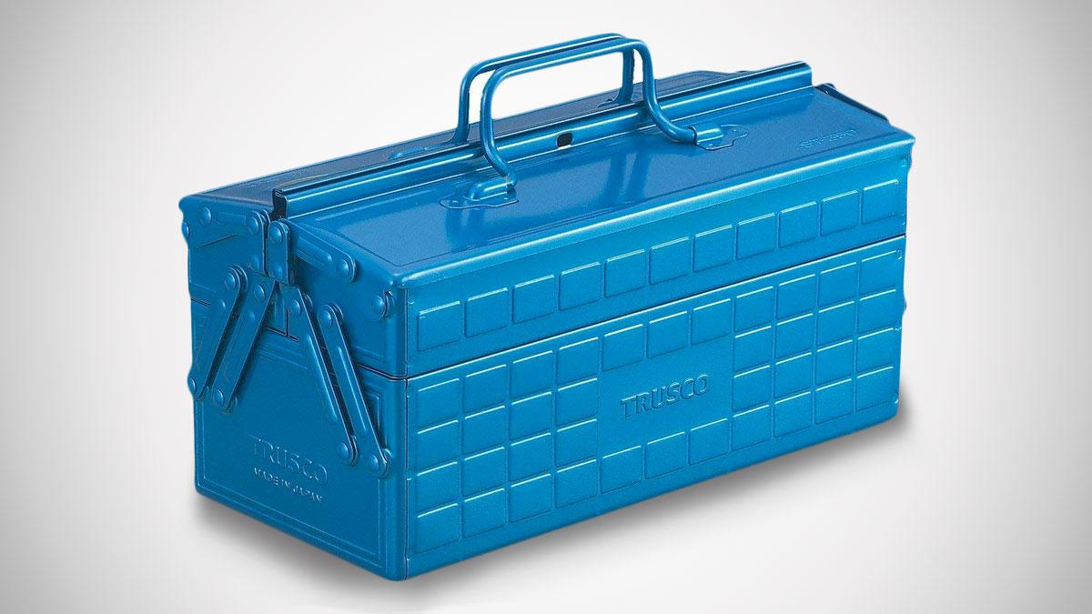 Trusco 2-Level Toolbox