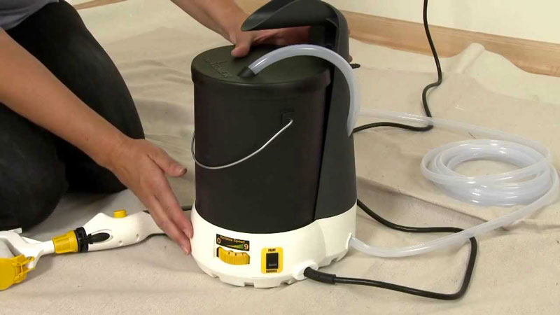 Paint Sprayer For Small Rooms