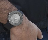 Lunar Genuine Moon Rock Watch