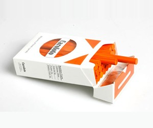 Carrot Infused Cigarettes