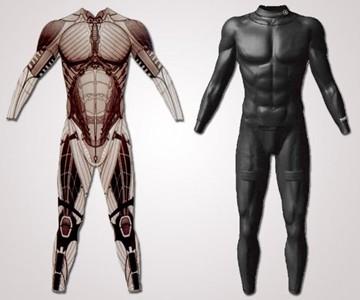 AdrenaSuit - Inner Vein System & Finished Look