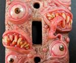 Fetid Monster Switchplates