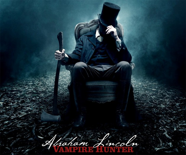 Abraham Lincoln: Vampire Hunter Trailer