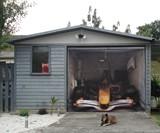 Better Than What's Really Inside Garage Door Decals