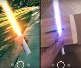 InstaSaber AR Lightsaber App