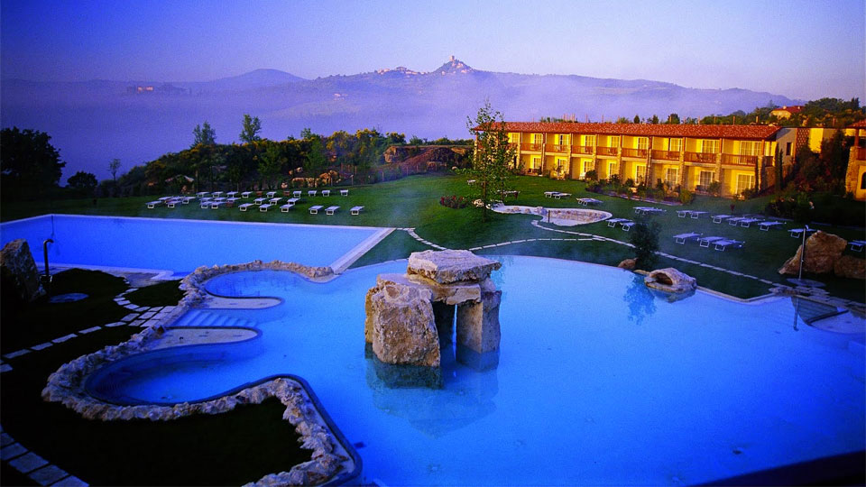 Adler Thermae Spa Resort San Quirico D