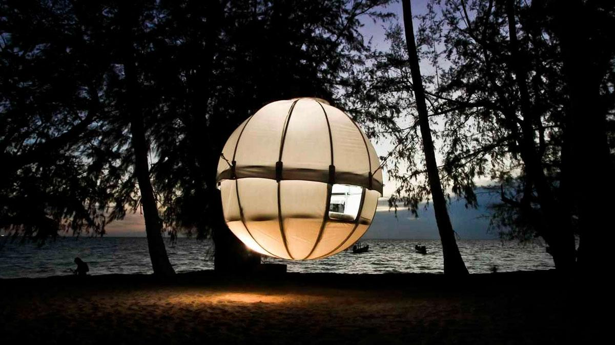Cocoon Tree cocoon tree | dudeiwantthat