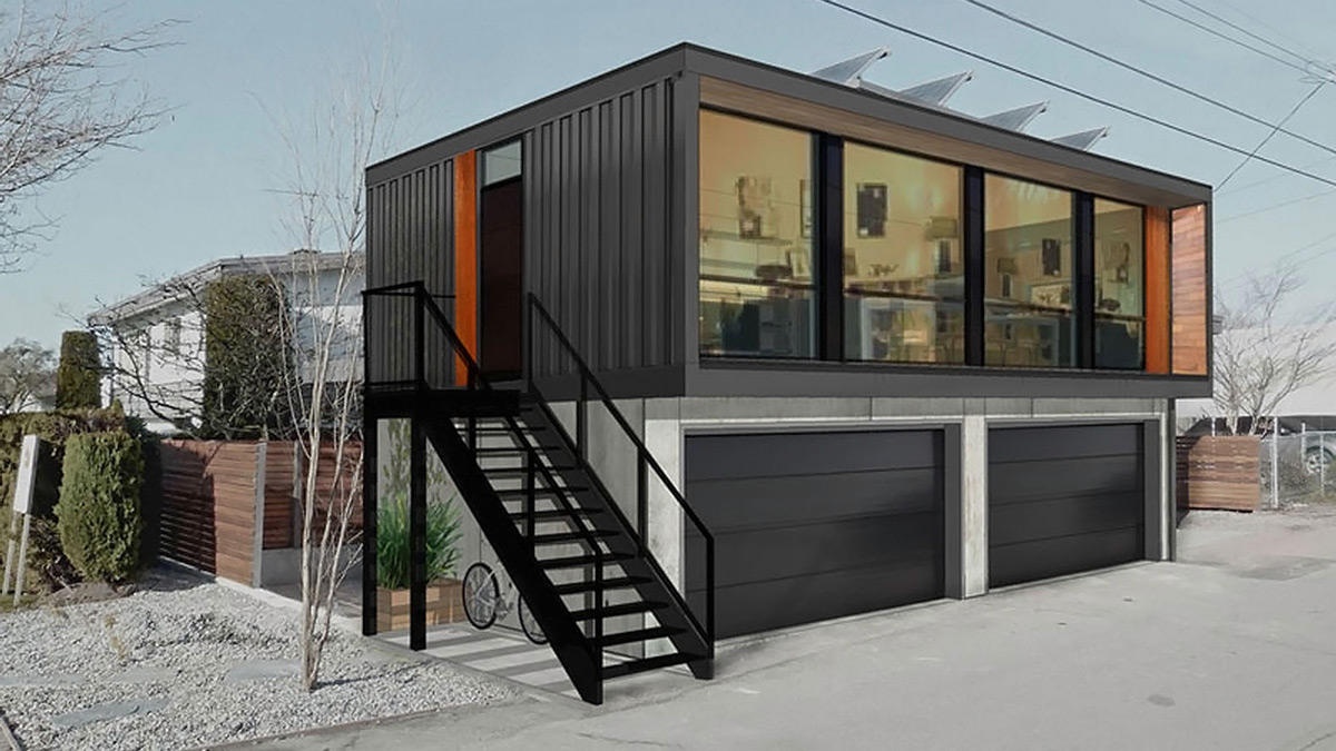 Honomobo Shipping Container Homes