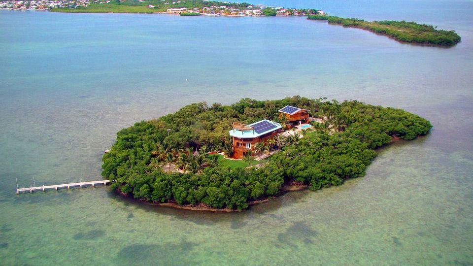 Melody Key Private Island