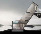 Diagonal Dwelling