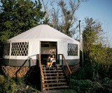 Do It Yurtself - Online Guide to Building a Modern Yurt
