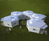 Hex House Flat Pack Shelter