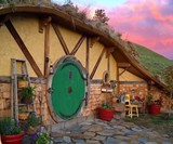 Hobbit Hole Vacation Rental
