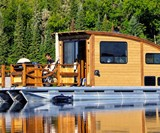 Le Koroc Tiny House Boat