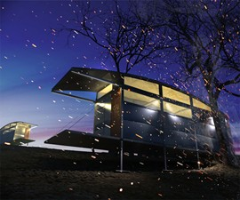 AbleNook: Rapidly Deployable Modular Dwelling