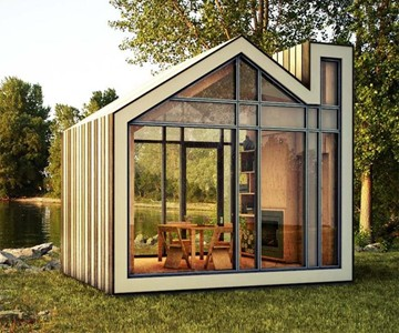 The Bunkie Prefabricated Retreat