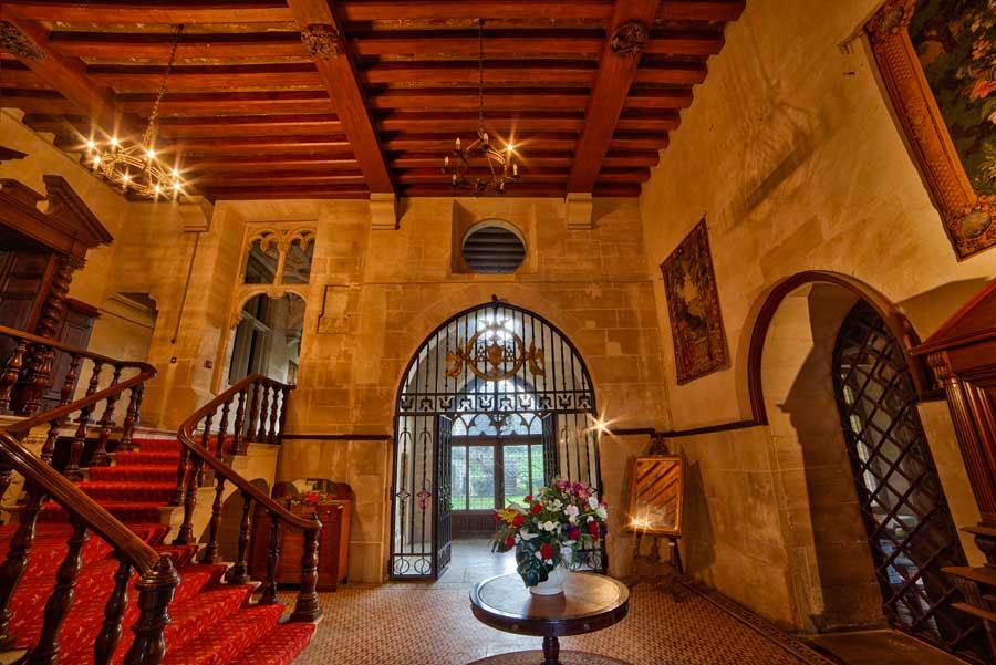 The Chateau De Vigny Dudeiwantthat Com