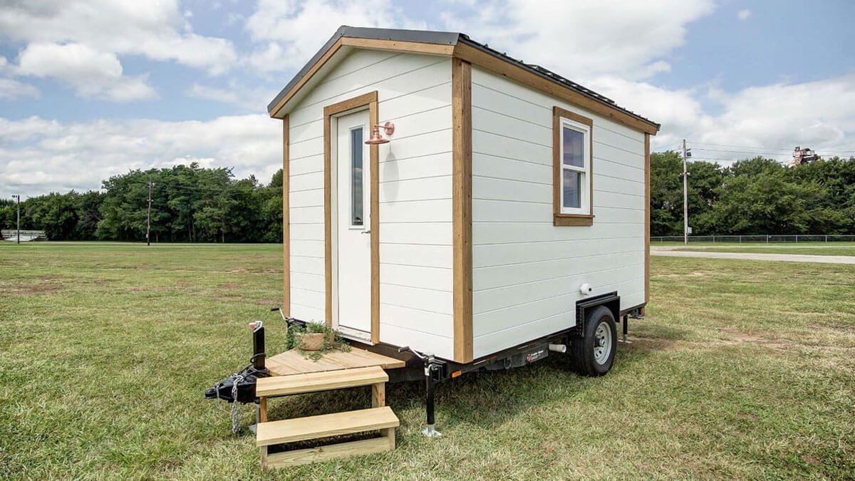 The Nugget Micro Home