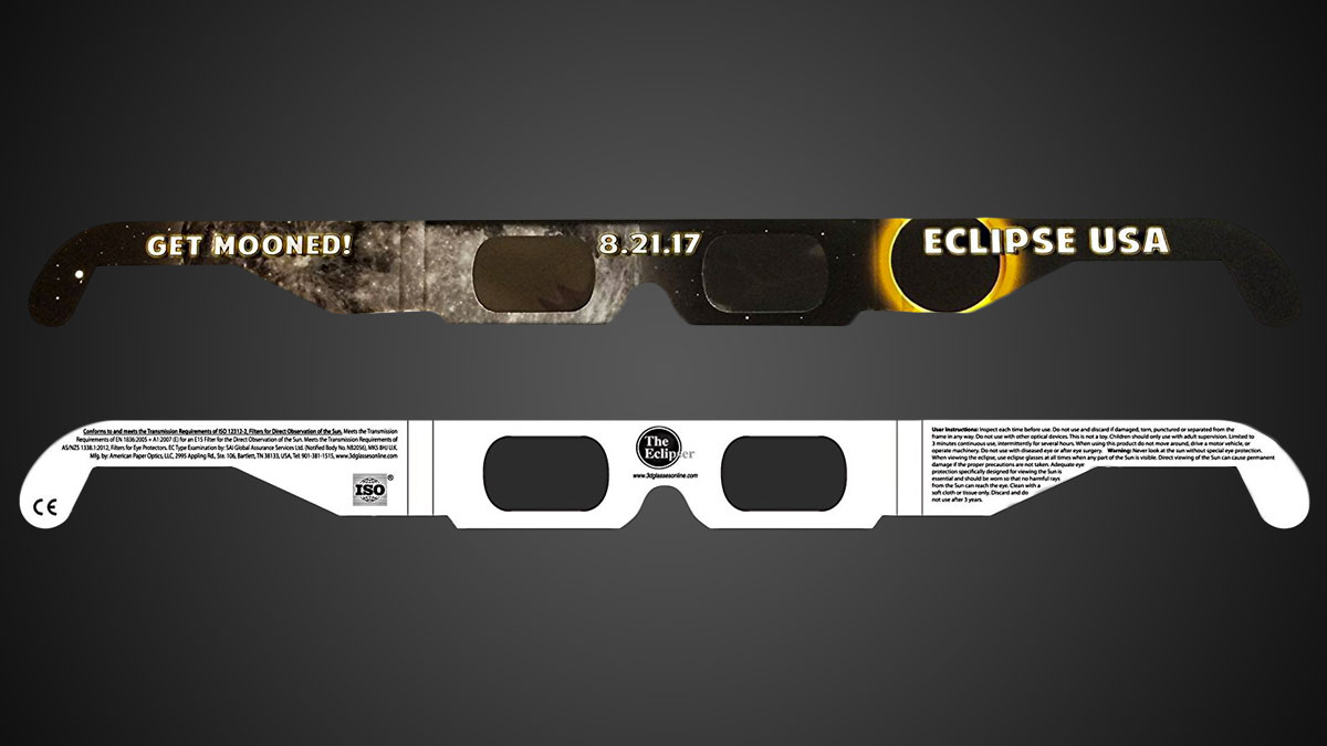 American Paper Optics Solar Eclipse Glasses