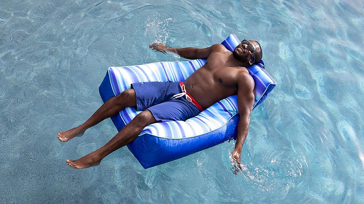 Big Joe Meash Captain's Chair Float