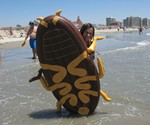 Giant Cockroach Float