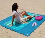 Sand-Free Beach Mat