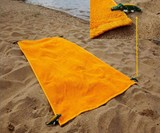 Alligator Beach Towel Anchor Stakes
