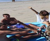 Monster Towel - World's Biggest Beach Towel