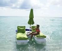 SeaDuction Floating Cabanas