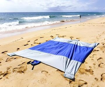 Sand Escape Compact Beach Blanket
