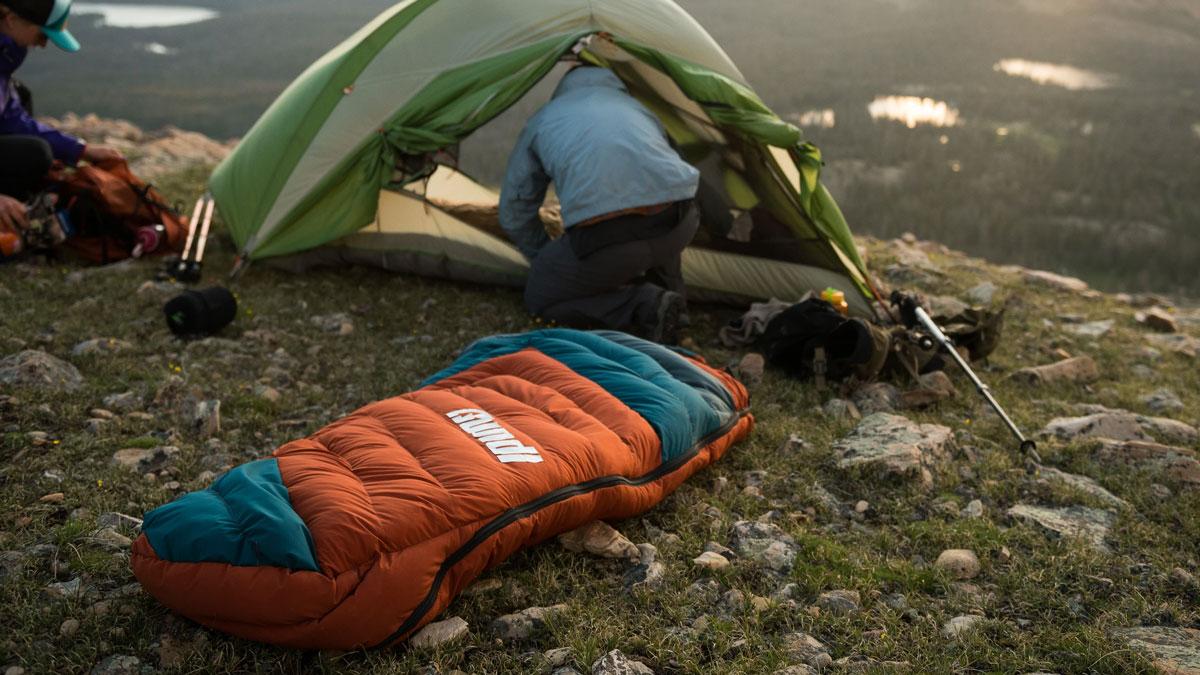 BUNDL Electric-Heated Sleeping Bag