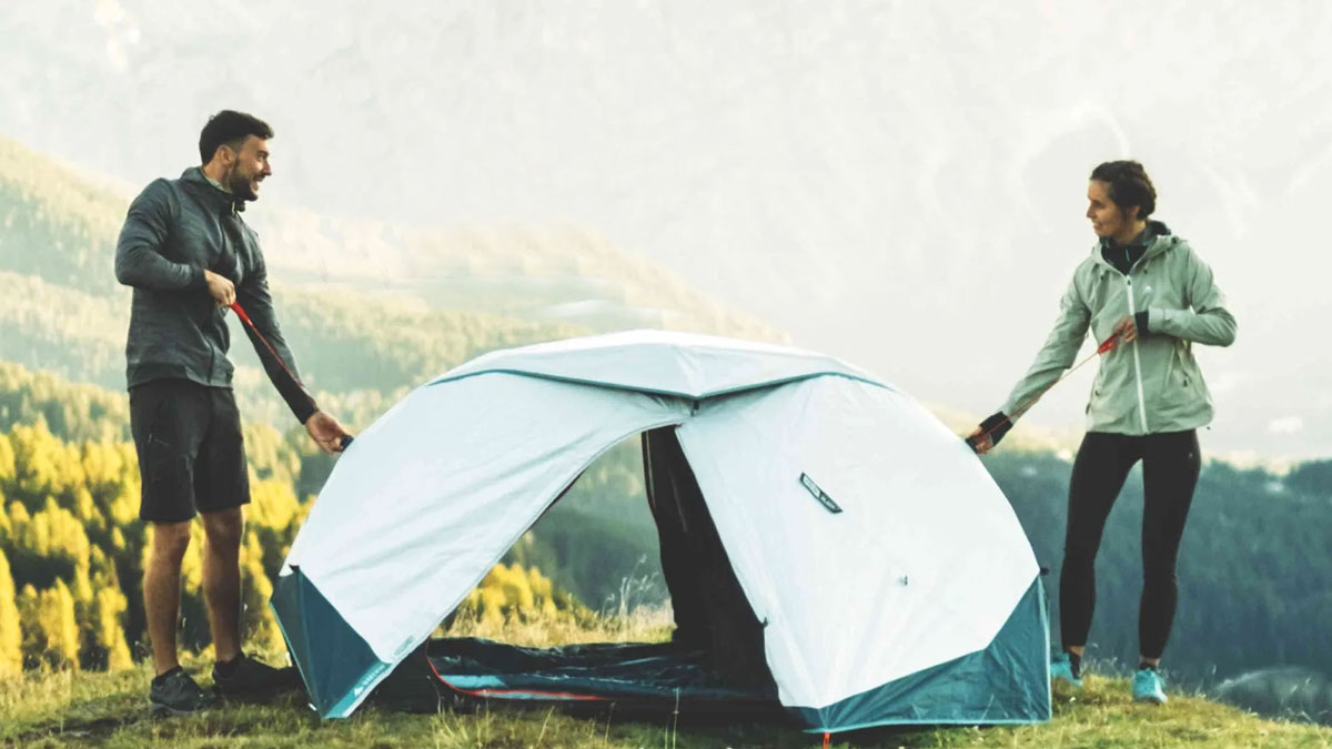 Decathlon 2-Seconds Easy Tent